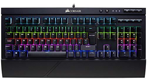 Clavier mécanique Corsair Gaming K68 RGB - QWERTY Espagnol