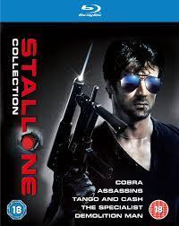 15% de réduction  sur une sélection - Ex: Coffret Blu-Ray : Ghostbusters 1 et 2 11,47€ Coffret Blu-Ray The Sylvester Stallone Collection