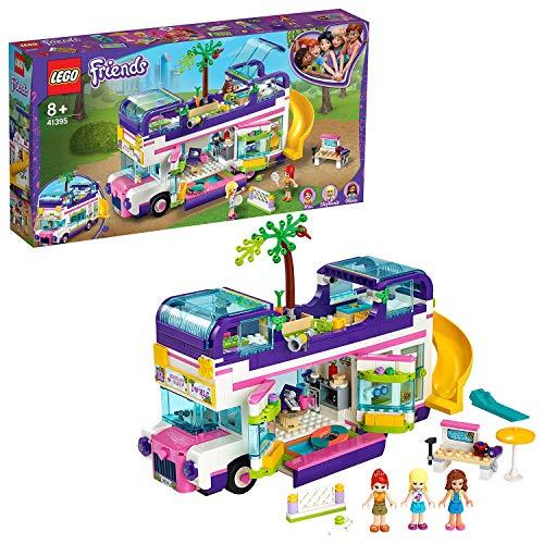 Jeu de Construction Lego Friends 41395 - Le bus de l'amitié (via coupon)