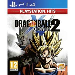 Dragon Ball Xenoverse 2 - version PlayStation Hits sur PS4