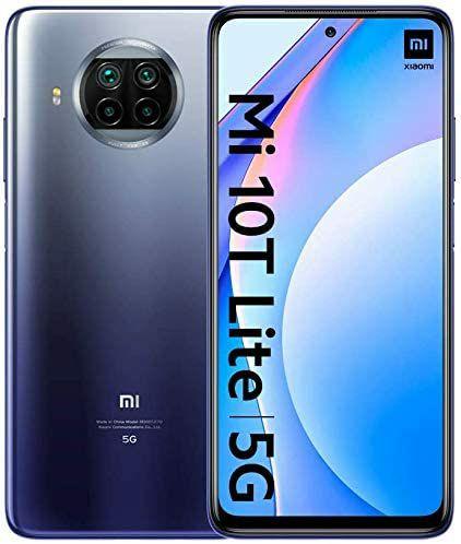 "[Prime ES - Précommande] Smartphone 6,67"" Xiaomi Mi 10T Lite 5G - 6 Go RAM, 64 Go"