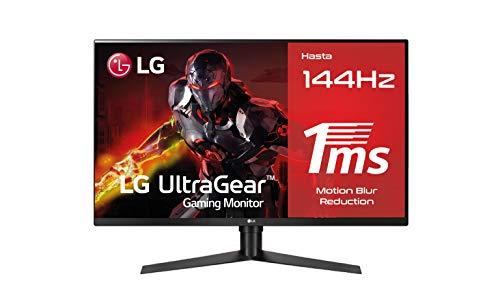 "Écran PC 31.5"" LG UltraGear 32GK650F-B - QHD, LED VA, 144 Hz, 1 ms, FreeSync"