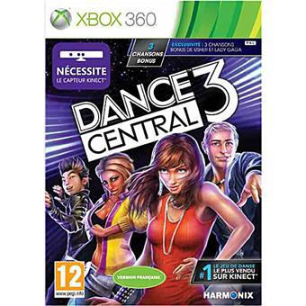 Dance Central 3 Edition Spéciale Fnac + 3 titres offerts à télécharger gratuitement sur le Xbox Live !