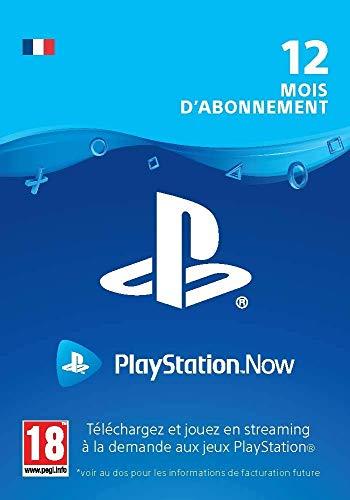[Prime] Abonnement de 12 mois au PlayStation Now (Dématérialisé)