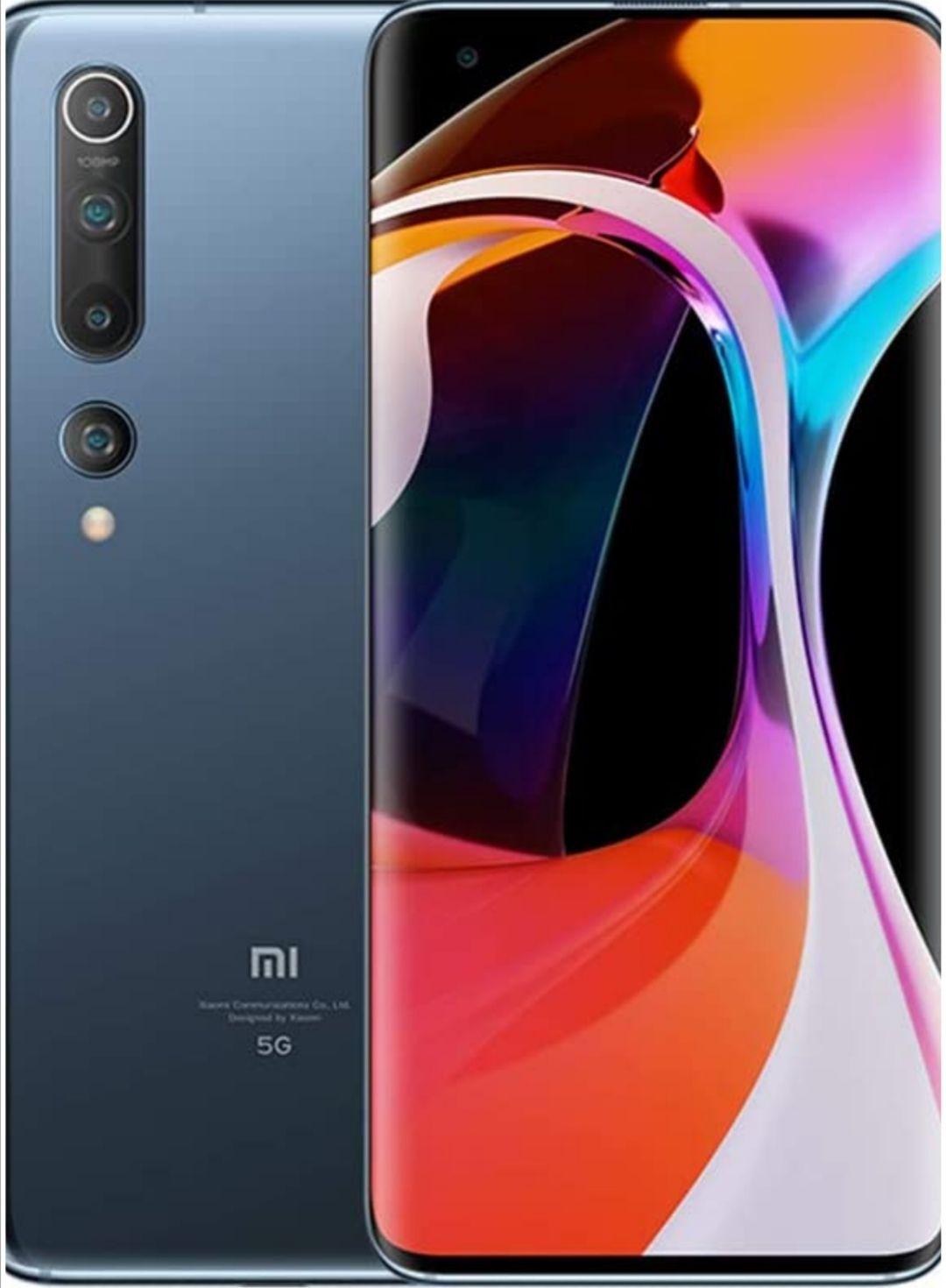 """[Prime] Smartphone 6.67"""" Xiaomi Mi 10 - 128 Go (Vendeur tiers)"""