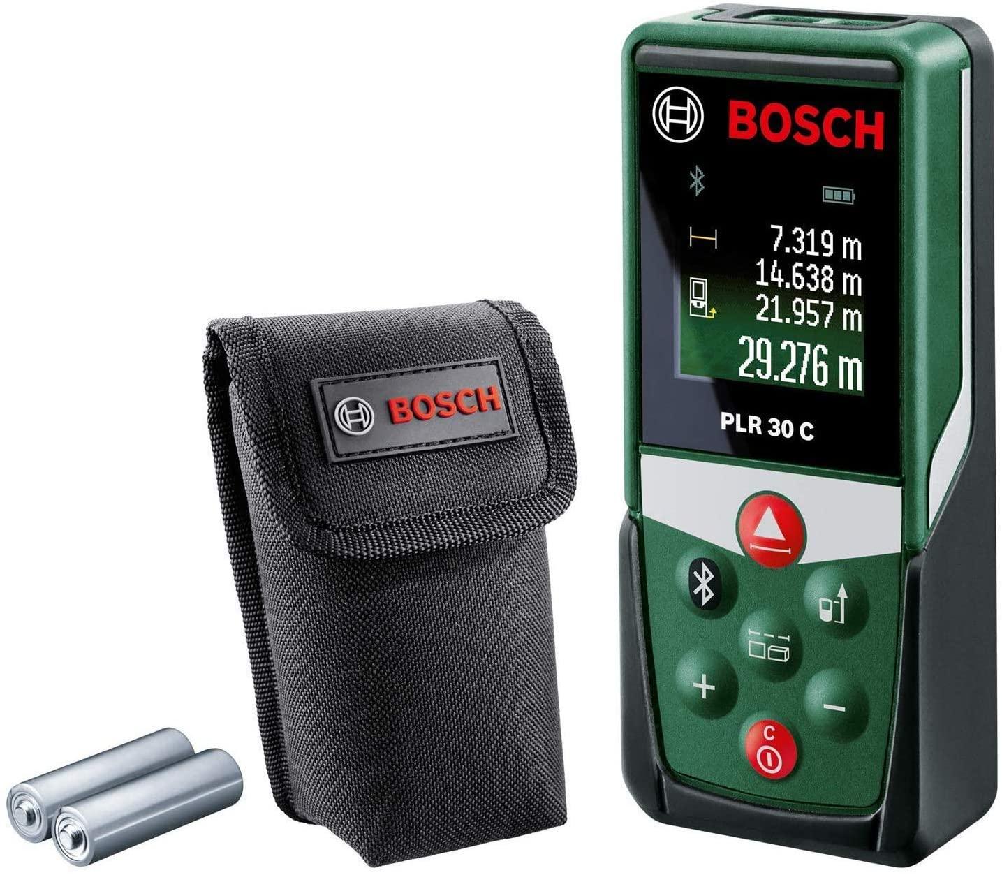 [Prime] Télémètre laser Bosch PLR 30 C