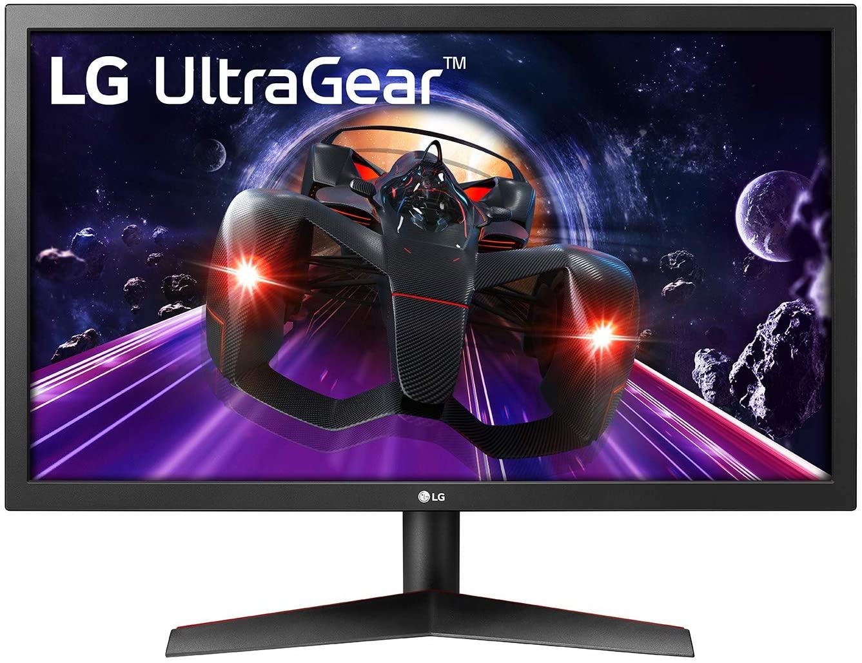 "[Prime] Écran PC 24"" LG UltraGear 24GN53A-B - Full HD, LED TN, 144 Hz, 1 ms, FreeSync"
