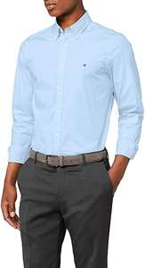 [Prime] Chemise Casual Homme Tommy Hilfiger Core Stretch Slim Poplin