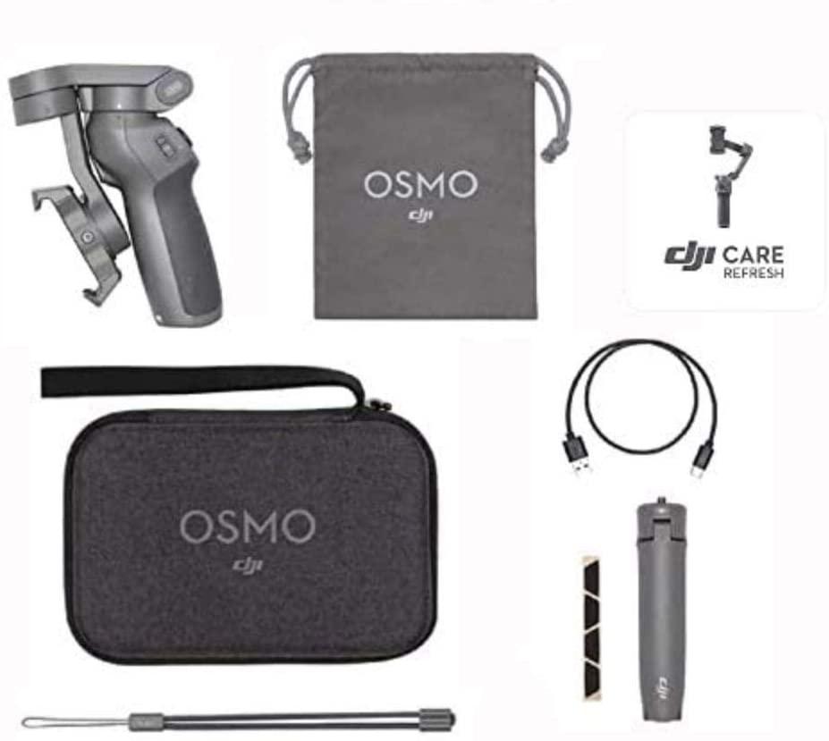 [Prime] Stabilisateur 3 axes pour smartphone DJI Osmo Mobile 3