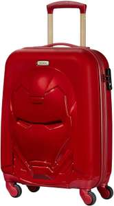 [Prime] Bagage Cabine Samsonite Disney Ultimate Iron Man Red - 35.5L