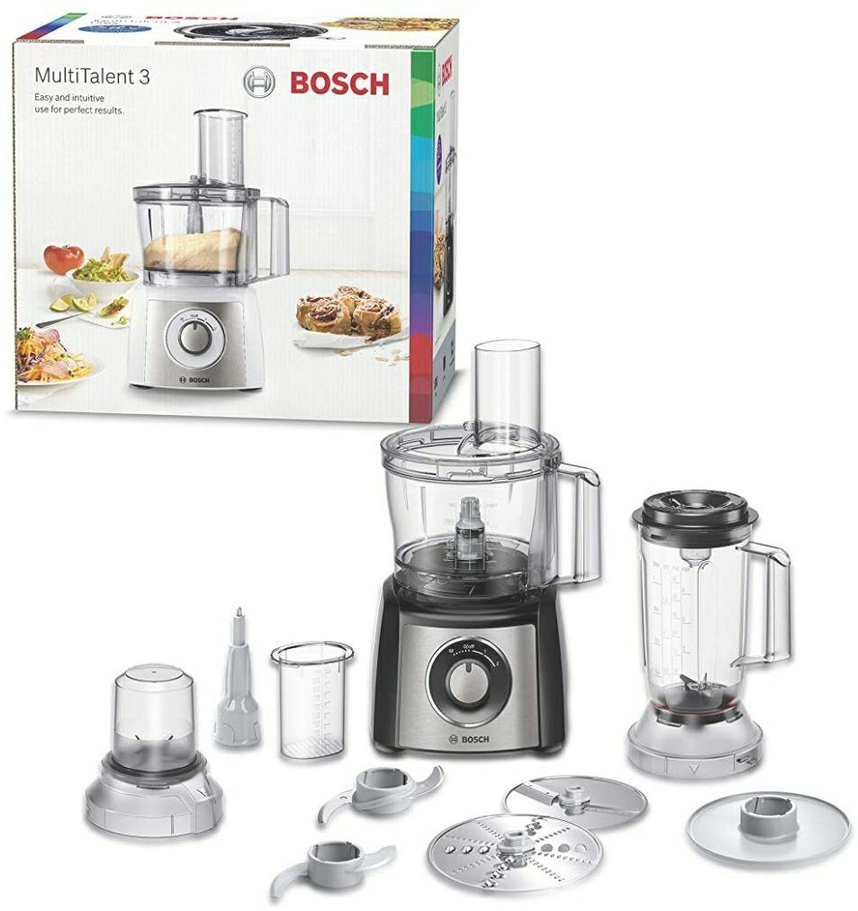 [Prime] Robot de cuisine multifonction Bosch MCM3501M - 800 W
