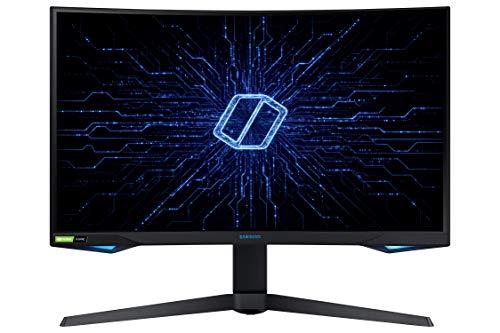 """[Prime UK] Écran PC Incurvé 27"""" Samsung Odyssey LC27G73TQSUXEN - 240Hz, 1ms, QHD, GSync, QLED, HDR600 (Frais de port inclus)"""