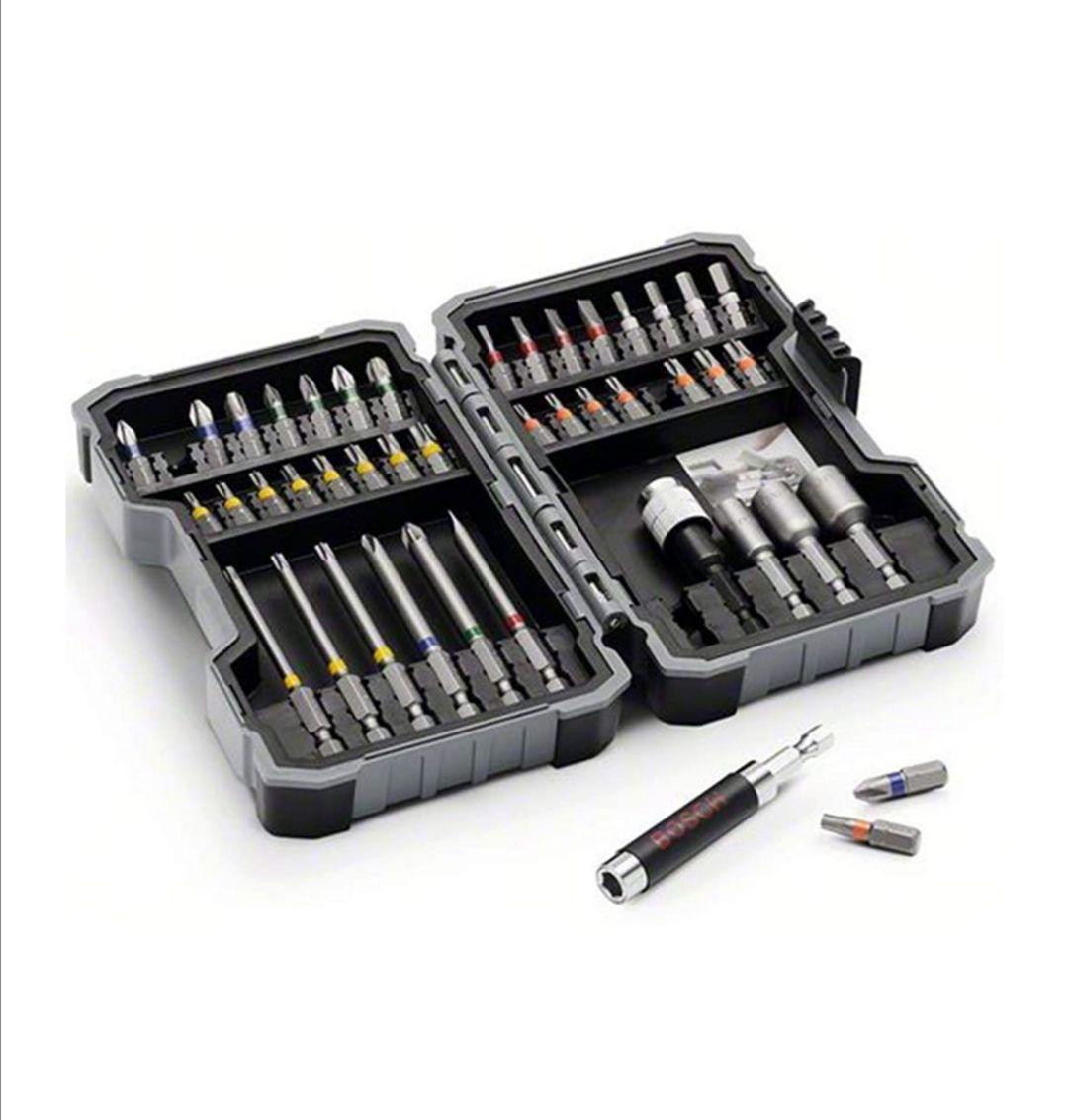 [Prime] Coffret d'embouts et douilles Bosch 2607017164 - 43 pièces