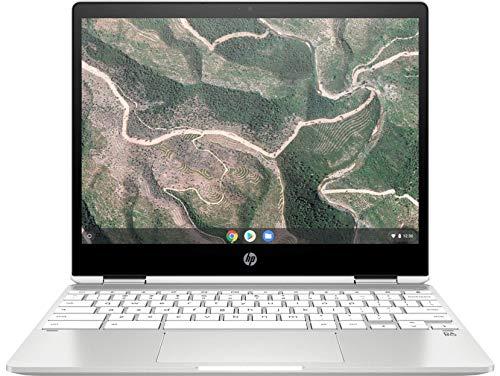 "[Prime] PC portable 12"" HP Chromebook x360 12b-ca0005nf - HD, Celeron N4000, 4 Go de RAM, 32 Go en eMMC, Chrome OS"