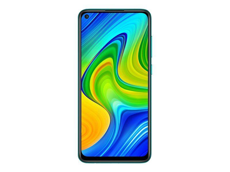 """Smartphone 6.67"""" Xiaomi Redmi Note 9 - Double SIM, 4 Go RAM, 128 Go (+11.55€ en Rakuten Points)"""
