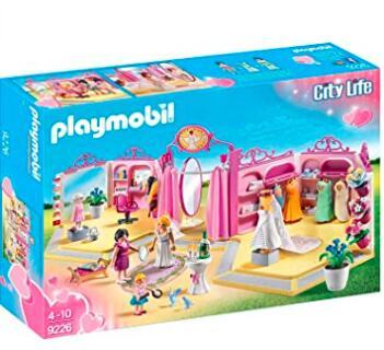 [Prime] Playmobil - Boutique Robes de mariée 9226