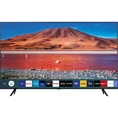 "TV 55"" Samsung 2020 55TU7005 - UHD 4K, HDR, Smart TV"