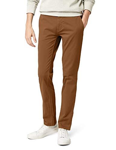 [Prime ES] Pantalon Schino Hugo Boss Slim D pour Homme - Marron, Diverses tailles