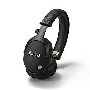 Casque Audio sans fil Marshall Monitor Bluetooth - Noir