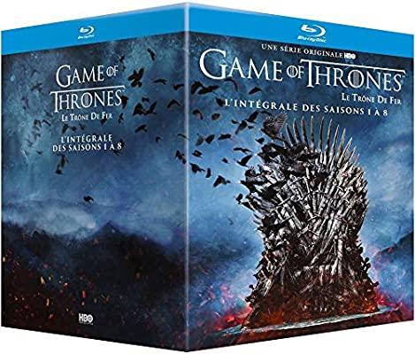 [Prime] Coffret Blu-Ray Game of Thrones - L'Intégrale des Saisons de 1 à 8