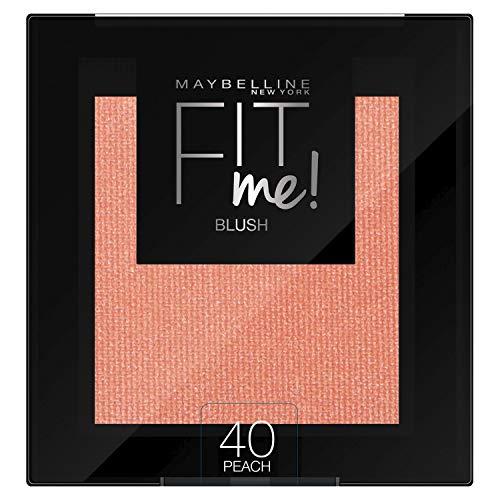 [Prime] Blush poudre Maybelline New York Fit Me! - 40 Peach - 4,5 g