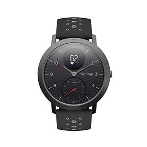 [Prime] Montre connectée Withings Steel HR Sport - blanc ou noir
