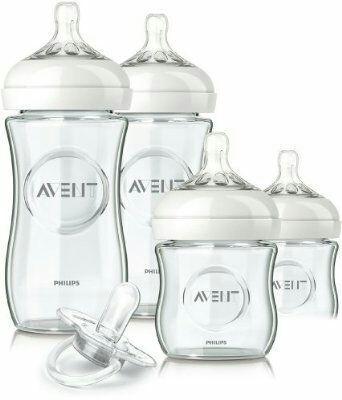 Kit Nouveau-né Philips Avent - Natural, verre