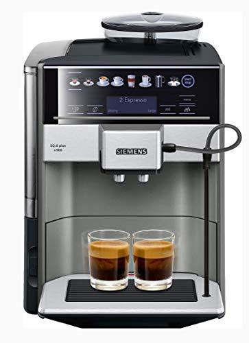 [Prime] Machine à expresso automatique avec buse vapeur Siemens TE655203RW - Aroma DoubleShot / iAroma System (via ODR de 100€)