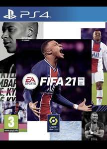 FIFA 21 sur PS4 - Version PS5 incluse