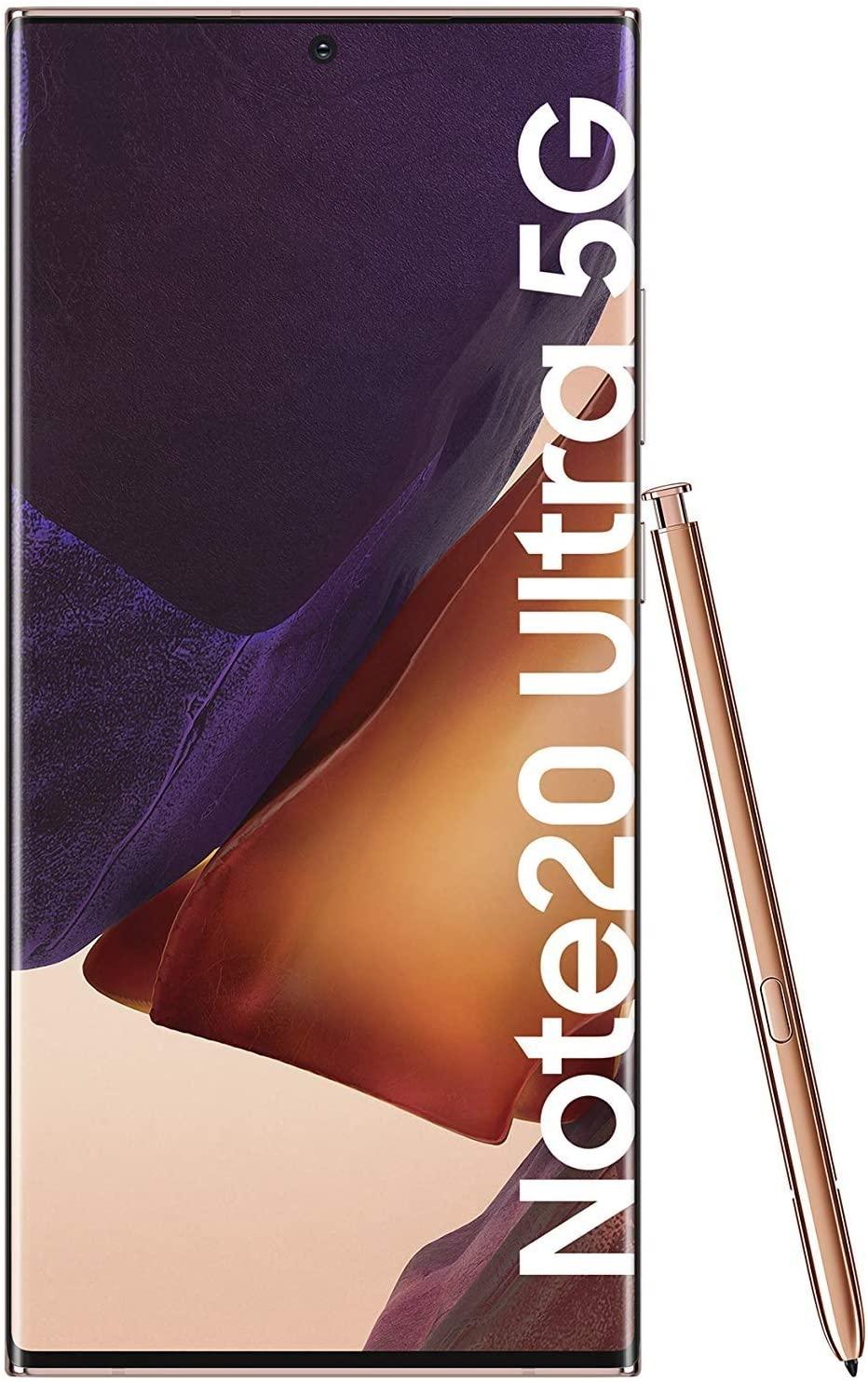 "[Prime DE] Smartphone 6.9"" Samsung Galaxy Note20 Ultra - 256Go"