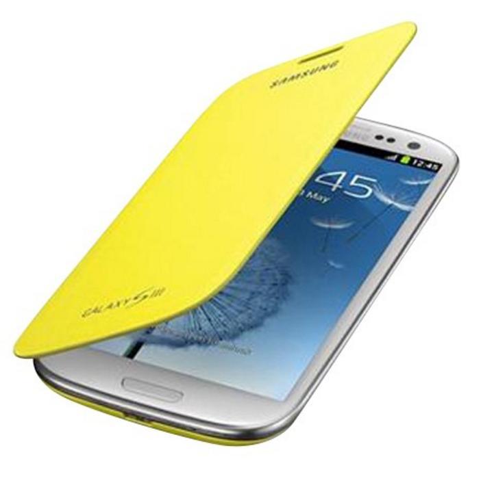 Etui Folio case pour Samsung Galaxy S4