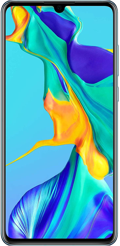 "[Prime] Smartphone 6.1"" Huawei P30 - Full HD+, 6 Go RAM, 128 Go (Noir ou Breathing crystal)"
