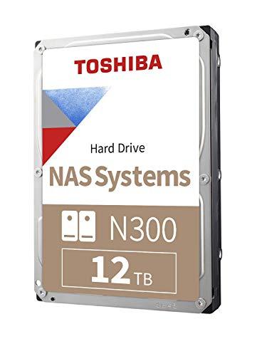 "Disque dur 3.5"" NAS Toshiba N300 - 12 To"