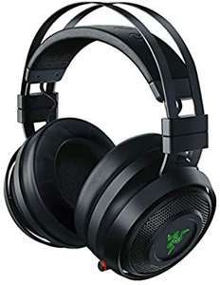 Micro-casque sans fil Razer Nari - Bluetooth, THX Spatial Audio 360°,RGB Chroma pour PC, PS4, Xbox One & Switch