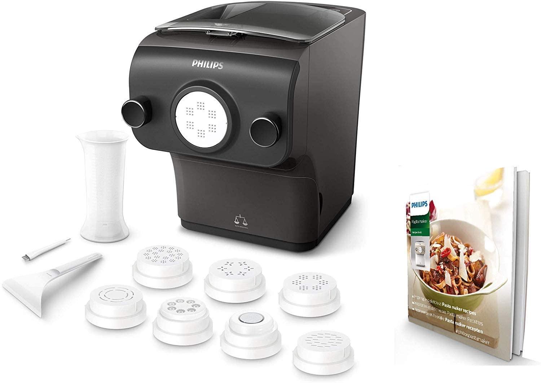 [Prime DE] Machine à pâtes Philips HR2382/15 - 200 W, noir