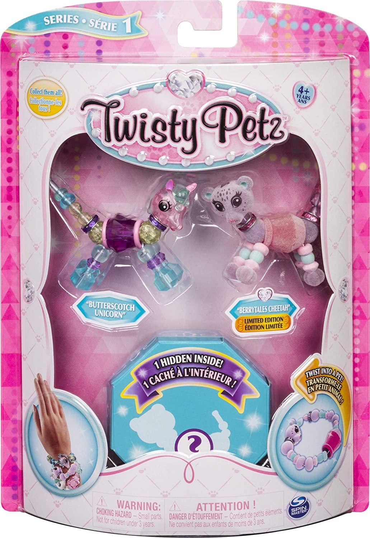 Pack de 3 jouets Twisty Petz (6044203)
