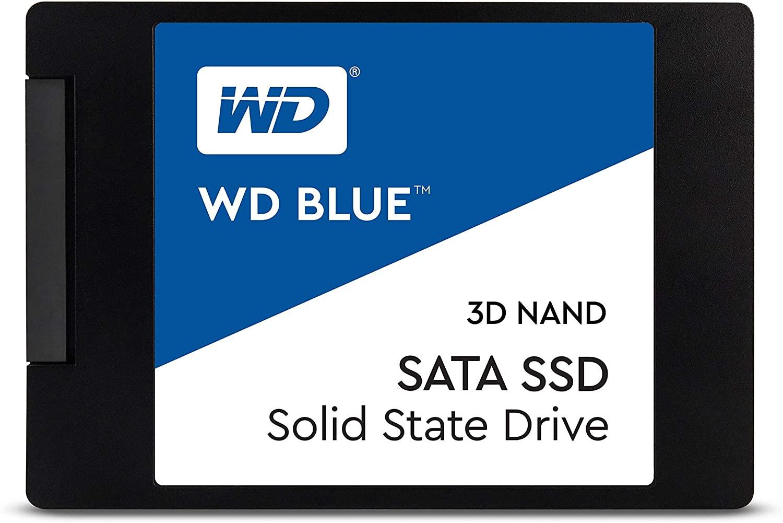 "[Prime DE] SSD interne 2.5"" Western Digital WD Blue (TLC 3D, DRAM) - 2 To"