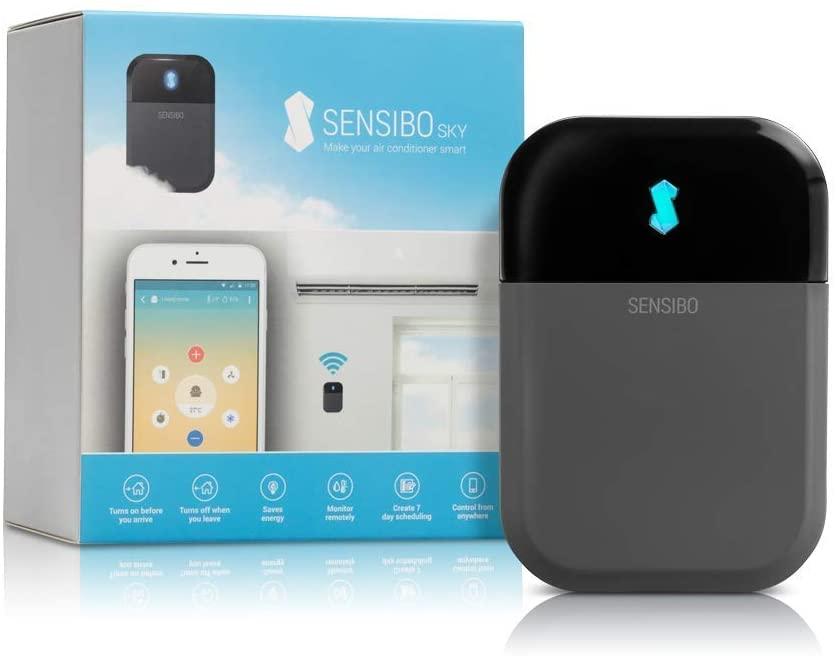Contrôle intelligent des climatiseurs et pompes à chaleur Wi-Fi Sensibo Sky (vendeur tiers)
