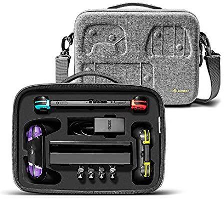 [Prime] Sacoche de rangement Tomtoc pour Nintendo Switch (Vendeur Tiers)