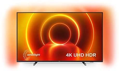 """TV LED 50"""" Philips 50PUS7805 - 4K Ultra HD, Smart TV (les-immanquables-shop.com)"""