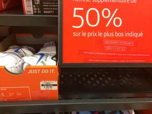 Chaussures Nike Dart 10 pour Enfant (Taille 28)
