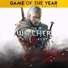 The Witcher 3: Wild Hunt - Game of the Year Edition PS4 (Dématérialisé)