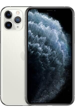 "Smartphone 5.8"" Apple iPhone 11 Pro - full HD+, A13, 4 Go de RAM, 64 Go, Argent (vendeur tiers)"