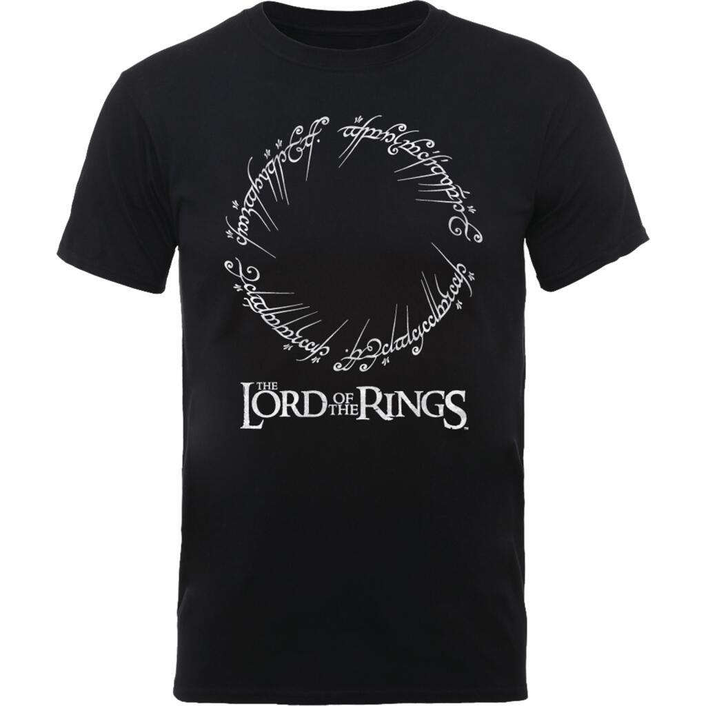 40% de réduction sur les t-shirts et sweats Le Seigneur des Anneaux - Ex: T-Shirt Homme Le Seigneur des Anneaux - Noir, Taille S à 10.79€