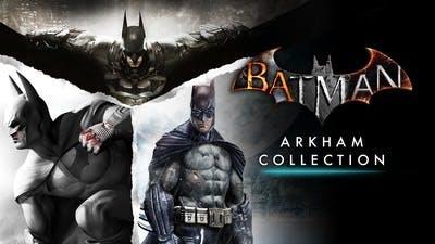 Batman: Arkham Collection : 3 Jeux sur PC (Dématérialisé - Steam)