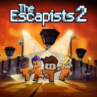The Escapists 2 sur PS4 (Dématérialisé)
