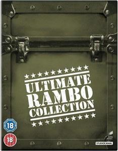 "Coffret Blu-ray ""Ultimate Rambo Collection"" (3 premiers en VF)"