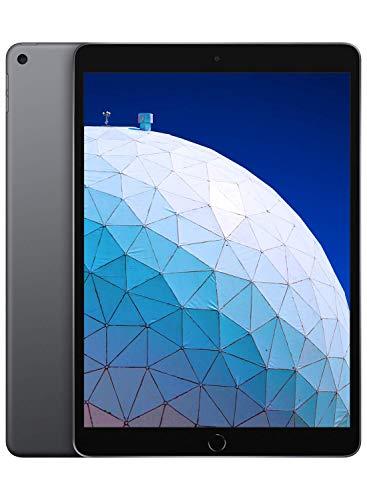 "[Prime] Tablette tactile 10.5"" Apple iPad Air 3 (2019) - Full HD, A12, 4 Go de RAM, 256 Go, Wi-Fi, Gris sidéral"