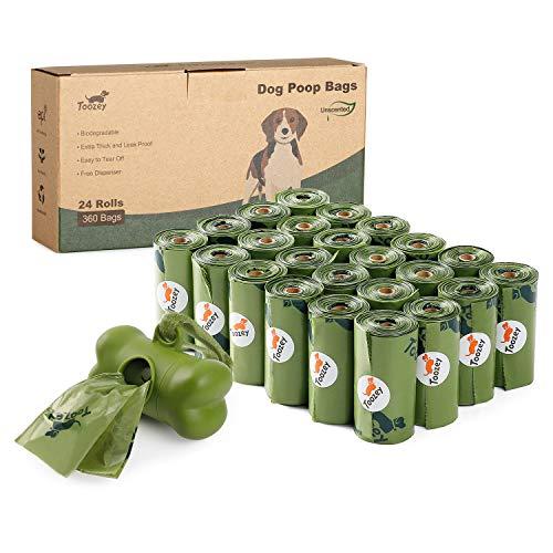 [Prime] Lot de 360 sacs biodégradables à déjections canines + Distributeur (Vendeur tiers)