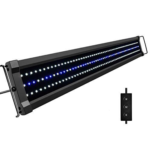 [Prime] Lampe LED Aquarium Nicrew ClassicLED G2 - 90-125 cm, 32 W, 2500 LM (Vendeur Tiers)